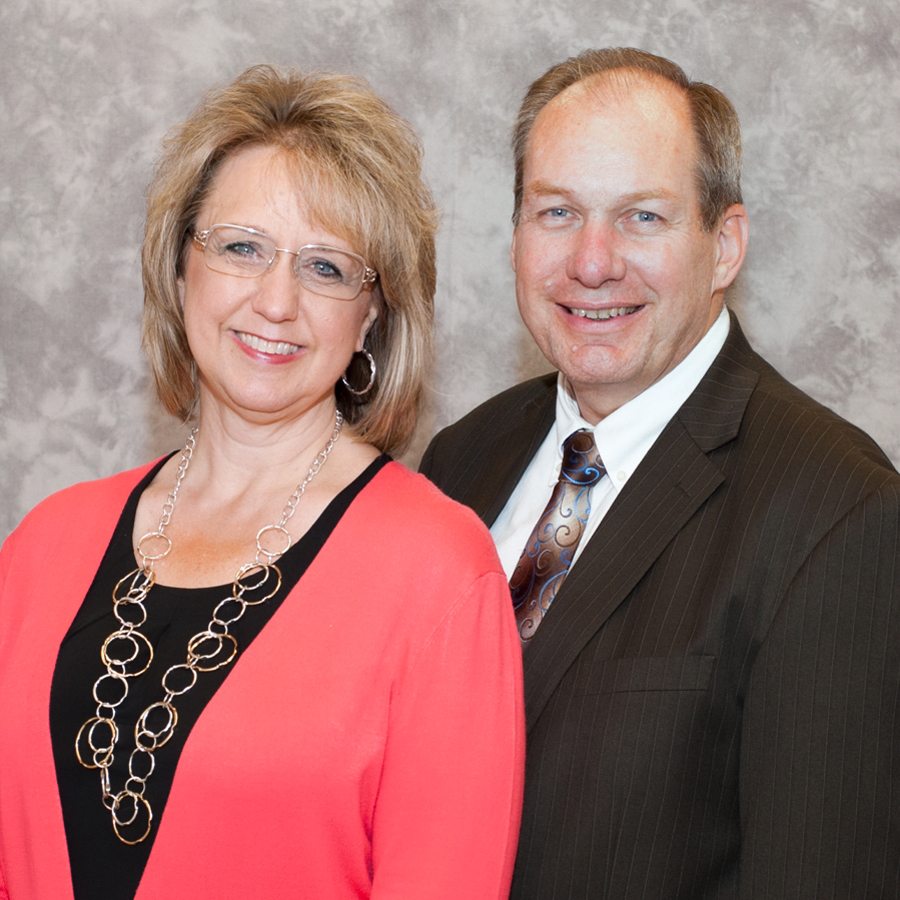 Pastor Dave and Mrs. Valerie Clear