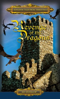Tales  Of Terrestria:  Revenge Of The Dragons (Book 5)